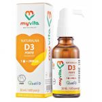 WITAMINA D3 2000IU 30ML – MY VITA