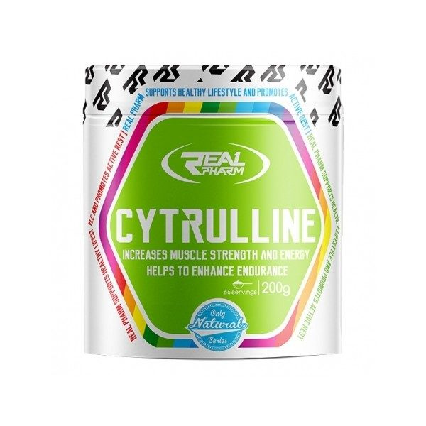 CYTRULINA /FOREST-FRUITS/ 200G – REAL PHARM