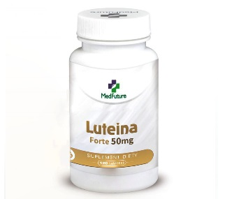 LUTEINA FORTE 50MG 120 TABLETEK – MEDFUTURE