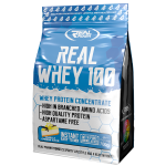 REAL WHEY PROTEIN 100 SOLONY KARMEL 700G – REAL FARM