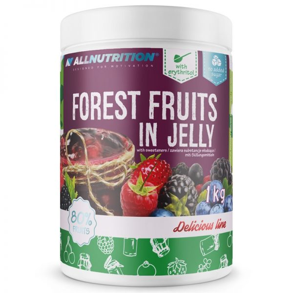 IN JELLY FOREST FRUITS 1KG – ALLNUTRITION